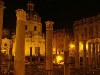 Rom, Florenz, Mailand und Venedig in Italien